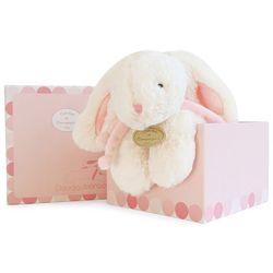 Pluszowy królik w kolorze różowym duży