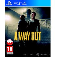 Gry na PS4, A Way Out (PS4)