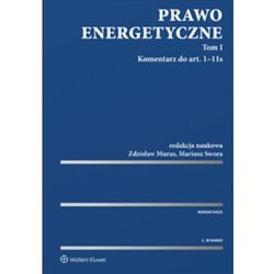 Prawo energetyczne Komentarz (opr. twarda)