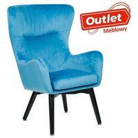 Fotele, FOTEL MWM-004 Z PODUSZKĄ KOLOR #50 - OUTLET