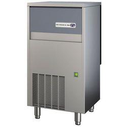 Łuskarka do lodu typu granulat 111 kg/24 h, pojemność zasobnika 28 kg, chłodzona powietrzem, 0,47 kW, 496x660x795 mm | NTF, SLF 225 A