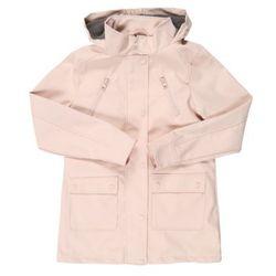 REVIEW FOR TEENS Płaszcz różowy pudrowy