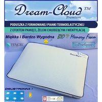 Poduszki, Poduszka Dream-Cloud Premium Bio Chłodząca-Wentylowana 60x40x14cm