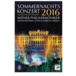 Sommernachtskonzert 2016 / Summer Night Concert 2016, 1 DVD