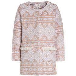 Carrement Beau Krótki płaszcz ecru beige