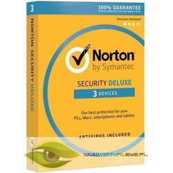 Oprogramowanie NORTON SECURITY 3.0 PL 1 USER 3 DEVICE 12 MO CARD MM