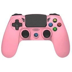 Kontroler COBRA QSP404 PS4 Różowy