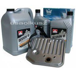 Filtr oraz olej Dextron-VI automatycznej skrzyni biegów Dodge RAM -2007
