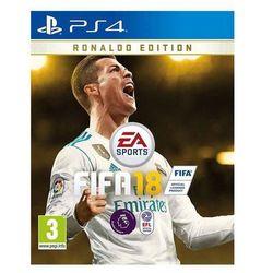 Fifa 18 Edycja Ronaldo PL PS4