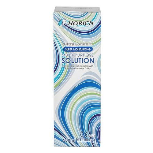 Płyny pielęgnacyjne do soczewek, Horien Ultra Comfort 360 ml