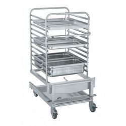 Wózek bankietowy dla pieca 1221 | 60 talerzy | śr. 280mm