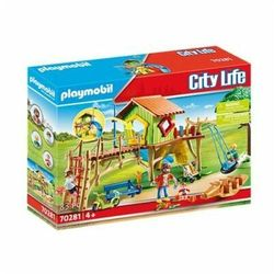 Zestaw figurek City Life 70281 Plac zabaw