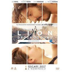Lion. Droga do domu (DVD) + Książka