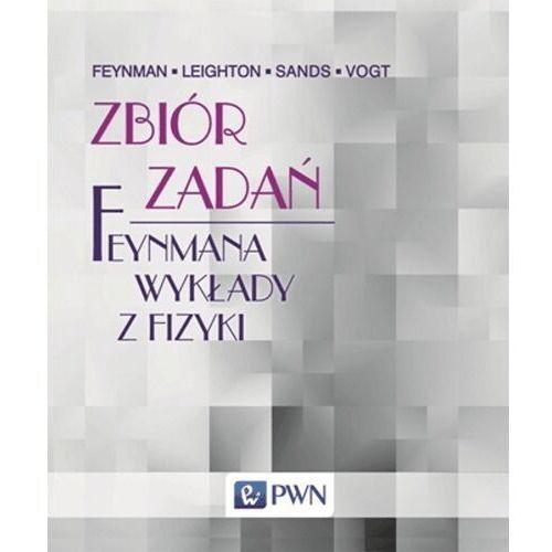Pozostałe książki, Zbiór zadań Feynmana wykłady z fizyki (opr. miękka)