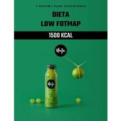 Jadłospis Dieta Low Fodmap - 1500 kcal / Dieta sokowa / Detoks sokowy