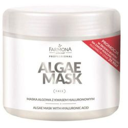 Farmona ALGAE MASK WITH HYALURONIC ACID Maska algowa z kwasem hialuronowym