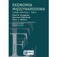 Biblioteka biznesu, Ekonomia międzynarodowa Tom 2 (opr. miękka)
