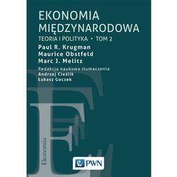Ekonomia międzynarodowa Tom 2 (opr. miękka)