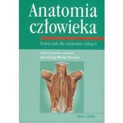 Anatomia człowieka. Podręcznik dla studentów i lekarzy (opr. twarda)