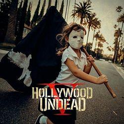 Five (CD) - Hollywood Undead DARMOWA DOSTAWA KIOSK RUCHU