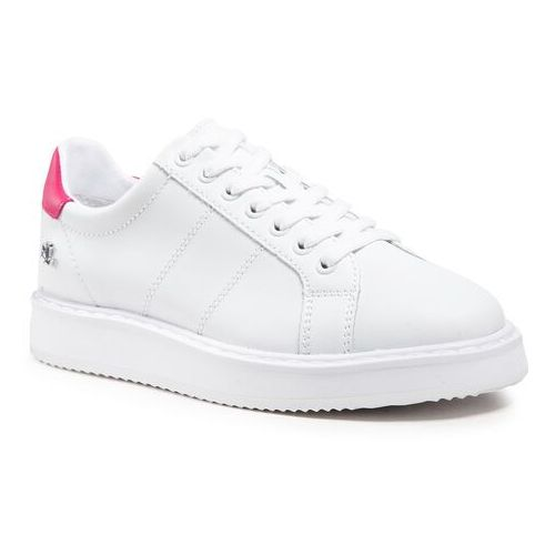 Damskie obuwie sportowe, Sneakersy LAUREN RALPH LAUREN - Angeline II 802836456005 White/Pink