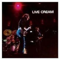Pozostała muzyka rozrywkowa, LIVE CREAM (REMASTERED) - Cream (Płyta CD)