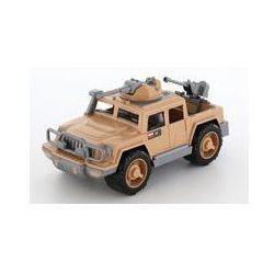 Samochód pickup wojskowy Obrońca-Safari z 2 karabinami maszynowymi