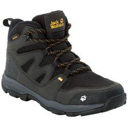 Jack Wolfskin Trekkingi Mtn Attack 3 Texapore Mid K 4034081 Czarny