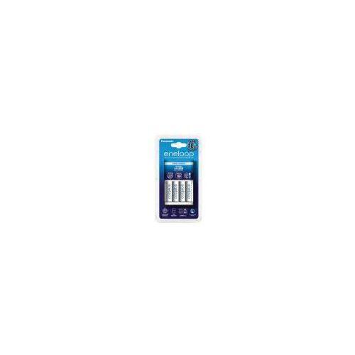 Ładowarki do akumulatorków, Ładowarka Eneloop BQ-CC51E (AA/AAA)