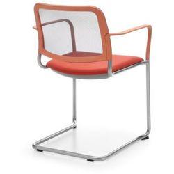 PROFIm Krzesło konferencyjne Zoo 505V/VN siatka+tkanina