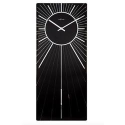 Nextime:: Zegar Ścienny Heavenly 30 x 70cm Czarny