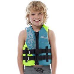 Kapok dziecięcy Jobe Youth Vest, Niebiesko-zielony, S/M
