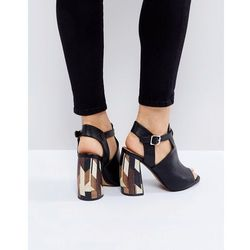 ASOS EMERGE Shoe Boots - Black