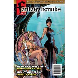 Fantasy Komiks Tom 25 - Wysyłka od 3,99 - porównuj ceny z wysyłką (opr. miękka)