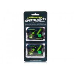 Wkłady fluorescencyjne do lotek Speedminton