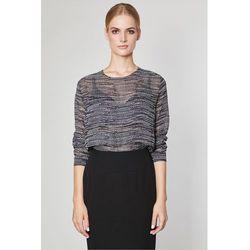 Bluzka z nadrukiem Leona - Click Fashion