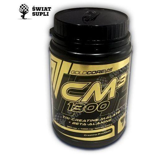 Kreatyny, Kreatyna TREC Gold Core CM3 1300 360 kaps Najlepszy produkt