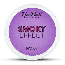NeoNail SMOKY EFFECT Pyłek No 07 (fioletowy)