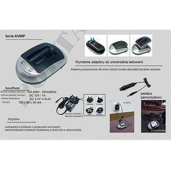 Panasonic CGA-S101 / DMW-BC7 ładow. 230V z wymiennym adapterem (gustaf)