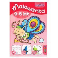 Książki dla dzieci, MALOWANKA 3-5 LAT CZ.4 (opr. miękka)