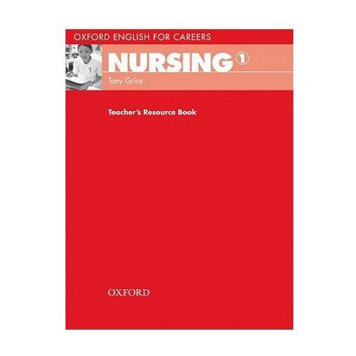 Książki do nauki języka, Oxford English for Careers: Nursing 1: Teacher's Resource Book (opr. miękka)