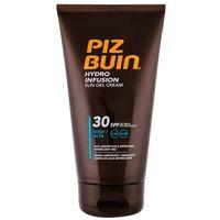 Kosmetyki do opalania, PIZ BUIN Hydro Infusion SPF30 preparat do opalania ciała 150 ml dla kobiet