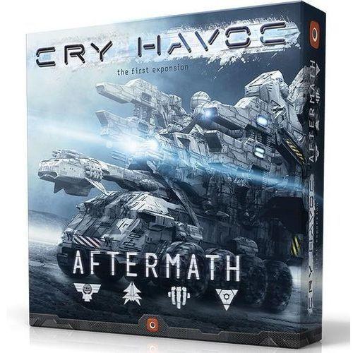 Gry dla dzieci, Cry Havoc Aftermath - Portal Games DARMOWA DOSTAWA KIOSK RUCHU