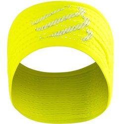 Compressport Headband - opaska na głowę (żółty)