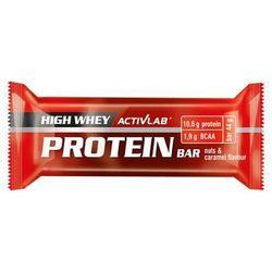 ACTIVLAB Baton High Whey Active Protein Bar - 80g - Blackcurrant Najlepszy produkt tylko u nas!