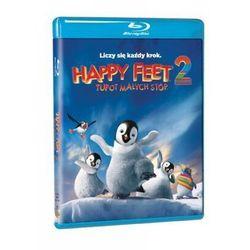 HAPPY FEET 2: TUPOT MAŁYCH STÓP (BD) GALAPAGOS Films 7321999311643