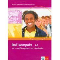 Językoznawstwo, Daf Kompakt A2 Kurs- Und Ubungsbuch Mit 2 Audio-Cds (opr. miękka)
