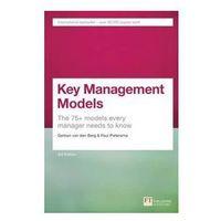 Książki o biznesie i ekonomii, Key Management Models - Wysyłka od 2,99 - porównuj ceny z wysyłką - Wesołych Świąt (opr. miękka)