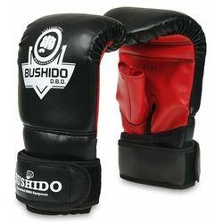 Przyrządowe rękawice treningowe BUSHIDO na worek