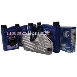 Filtr oraz olej MERCON-III automatycznej skrzyni A4LD Ford Ranger 4x4